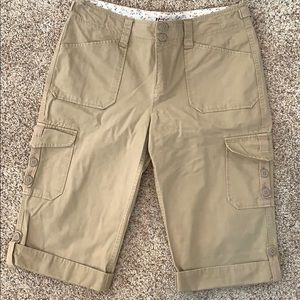 2 for $20 Ruff Hewn cargo shorts-size 10…